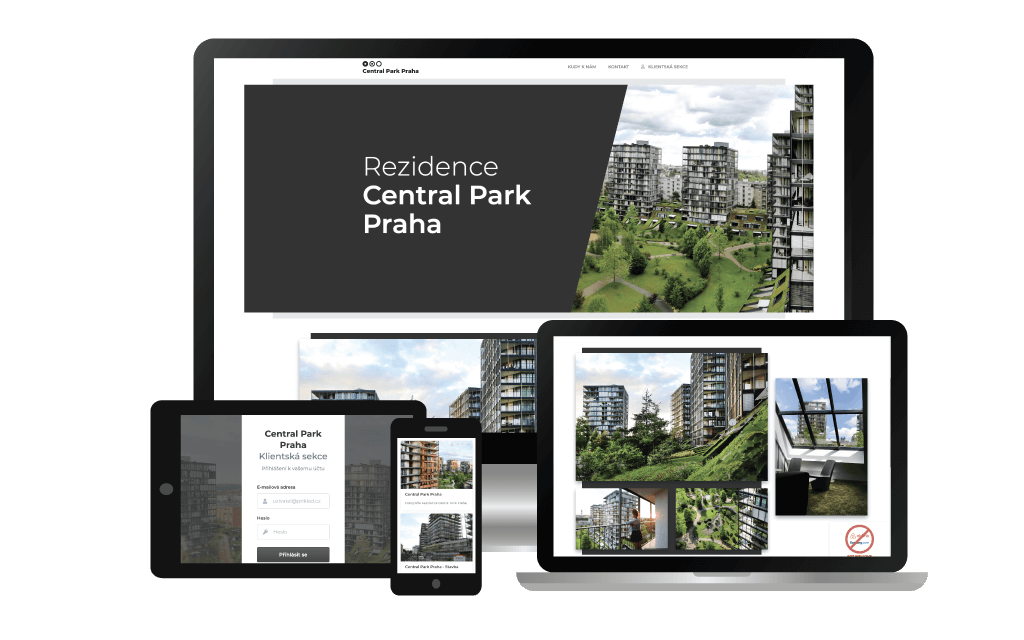 Rezidence Central Park Praha